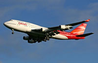 Oasis airlines disprove critics' predictions