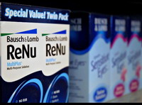 Bausch & Lomb Inc stands for share buyout by private firm