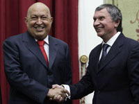 Russia may lose billions if Chavez disappears from politcs. 45567.jpeg