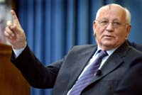 Gorbachev: Not enough being done to curb the spread of nuclear weapons across the world