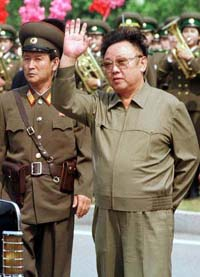 Could the North's recent provocations be a call for help from Kim Jong Il?