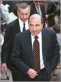 Russia's top prosecutor asks Britain to strip Berezovsky of asylum and extradite him
