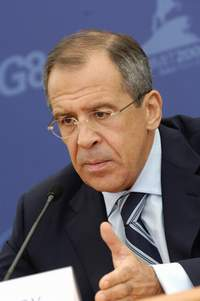 Russia withdraws article by Foreign Minister Lavrov from US magazine over censorship