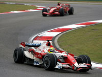 Toyota to Withdraw from Formula One Racing