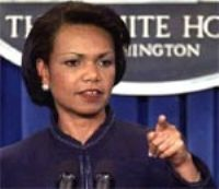 Condoleezza Rice urges establishment of Hariri tribunal