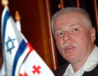 Georgian tycoon asks West to intervene in state of emergency