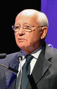 Mikhail Gorbachev believes USA acts like modern-day empire