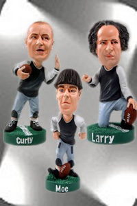 No longer just for celebrities, personalized bobbleheads getting the nod from regular folks