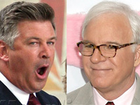 Steve Martin and Alec Baldwin to Entertain Public on the 2010 Oscar