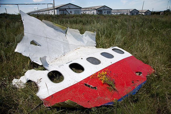 The MH-17 report: No attention to facts. MH 17 Report: No facts