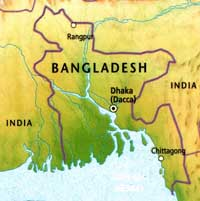 Blasts kill three in Bangladesh