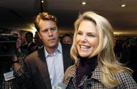 Former model Christie Brinkley to get custody of kids