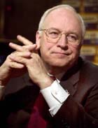 Cheney plans trip to advance 'freedom agenda'