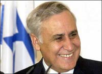Under cloud of scandal, Israeli president decides to skip opening of parliament