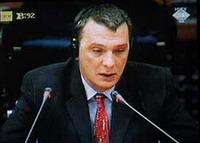 European media watchdog condemns bombing of journalist' home