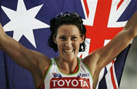 Jana Rawlinson out of Beijing Olympics