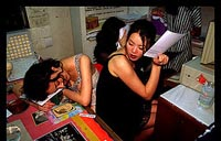 AIDS prevention seminar for Chinese prostitutes sparks debate