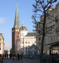 Tallest building of Denmark to be constructed in Aarhus