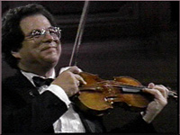 Violinist Itzhak Perlman named artistic director of Westchester Philharmonic
