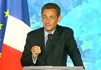 Sarkozy Sets Tone for Talks with 38 African Leaders