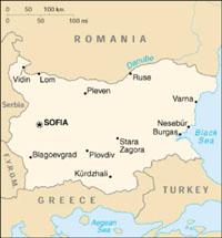 Floods hit southern Bulgaria