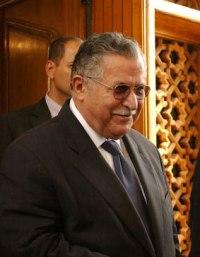 Iraqi president visiting China