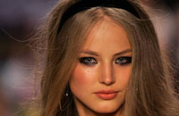Russian model Ruslana Korshunova died because of 500,000-dollar lawsuit
