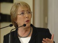 Michelle Bachelet: Time for action. 49583.jpeg