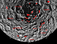 Scientists To Search Lunar Crater Cabeus A For Water