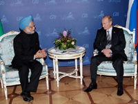Russia, India agree on new transport plane