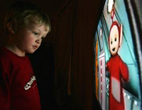 DVD Interferes with Kids Brain' Development