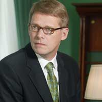 Finnish premier 'confident' he can form new government