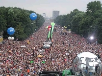 Love Parade moving to Germany's Ruhr region