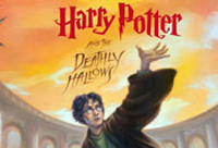 Harry Potter and the Deathly Hallows becomes most wanted book ever written