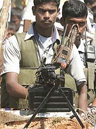 Military says Tamil Tiger suicide attack kills 92 Sri Lankan sailors