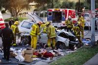Crash participants sue each other