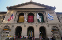 US museum: popular ceramic