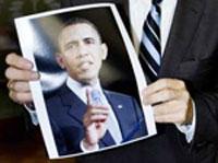 Barack Obama and Mikhail Gorbachev: Mystical Resemblance