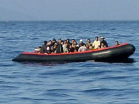 162 illegal migrants detained in Aegean Sea