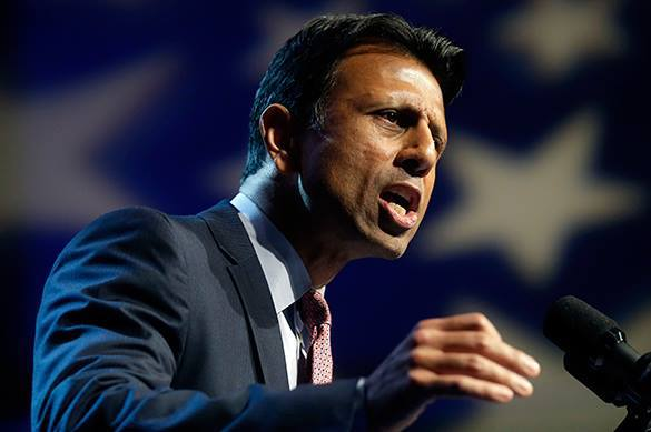 Candidate of Indian descent enters US presidential race. Bobby Jindal