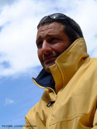 Russian government assists British yachtsman in bid to make sailing history