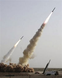 Iran's missile tests shows more evidence to US missile defense system, Rice says