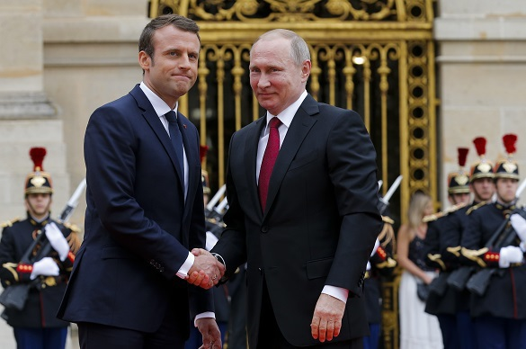 Putin in Paris: Europe got the message from world's most influential man. 60592.jpeg