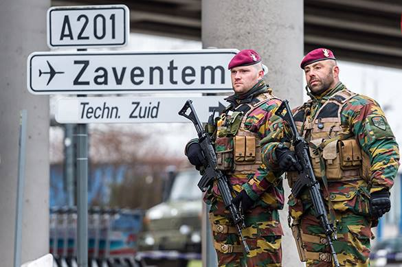 Russia prevents one terror act a day. Belgium