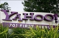 Yahoo Inc expandes relationship with newspaper industry