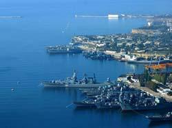 Black sea navy