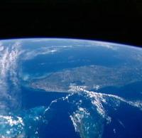 Boston Marathon version appears in space