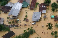 Thousands of homes swept away in Indonesia; Malaysia braces for new storms