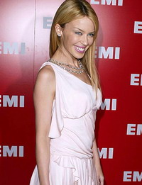 Kylie Minogue is face of new H&M swimwear line