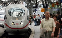Union of German train drivers tries to resolve pay disputes